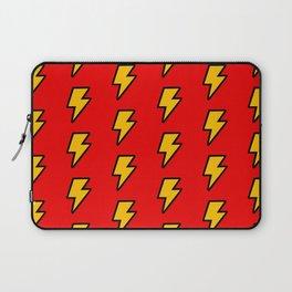 Cartoon Lightning Bolt pattern Laptop Sleeve