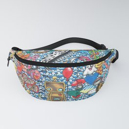 34 Days Fanny Pack