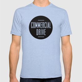 COMMERCIAL DRIVE T-shirt