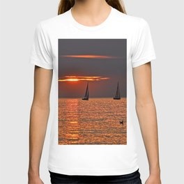 LUCE ROSSO - BALTIC SEA T-shirt