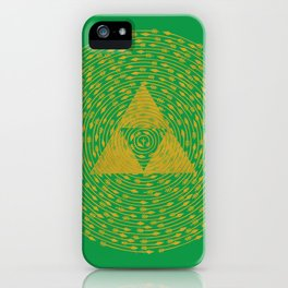 The Relic Under Siege iPhone Case