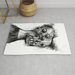 A Madman's Diary Rug