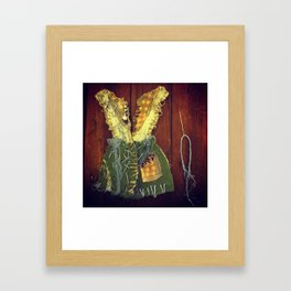 Couture Fairy Framed Art Print