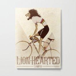 Vintage World Champion Bicycle, Bike, Bikes, Cycling Tour De France Metal Print