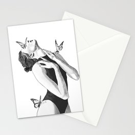 In The Quiet Stationery Cards