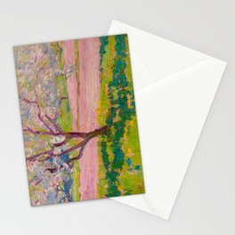 J.E.H. MacDonald, 1873-1932 Apple Blossom, York Mills Stationery Cards