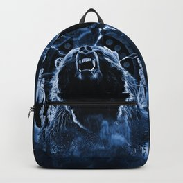 CHIEF CHARGING BEAR Backpack