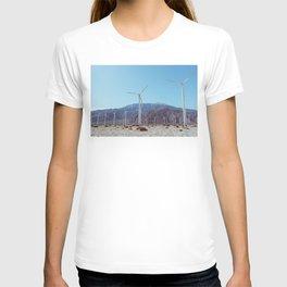 Palm Springs Windmills XI T-shirt