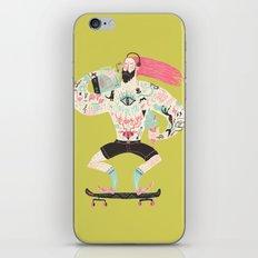 You be you iPhone & iPod Skin