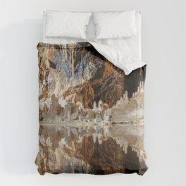 "Cave (""Fairy Kingdom,"" the Saalfeld Fairy Grottoes) Comforters"