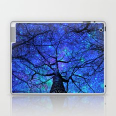 falling stars Laptop & iPad Skin