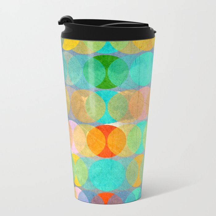 Multitudes Metal Travel Mug