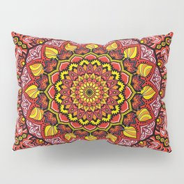 Mandala Passione Pillow Sham
