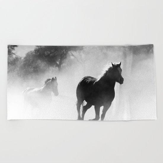 Spirit #society6 #cadineradesign #prints Beach Towel