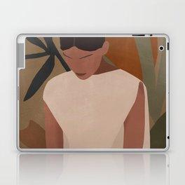 Tropical Girl 7 Laptop & iPad Skin