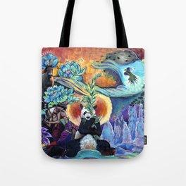 Jungle Spirit Tote Bag