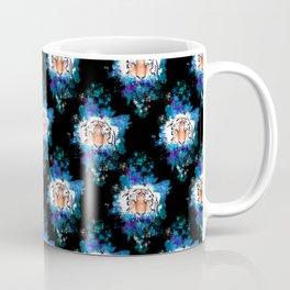 Tiger splatter pattern Coffee Mug