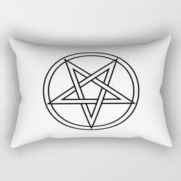 PENTAGRAM Rectangular Pillow
