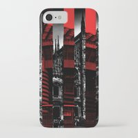 milan iPhone & iPod Cases featuring Milan by James Campbell Taylor