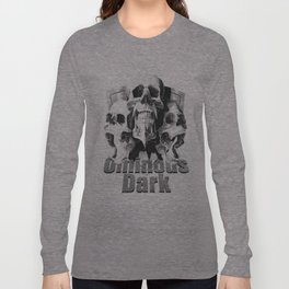 Ominous Dark Long Sleeve T-shirt