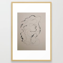 Vocal Exercises Framed Art Print
