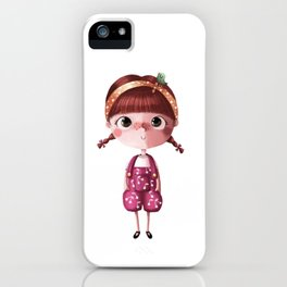 I de Tina iPhone Case
