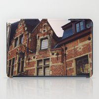 brussels iPad Cases featuring Brussels by monography
