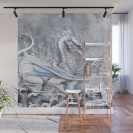Winter's Promise Wall Mural