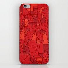 Citystreet iPhone & iPod Skin