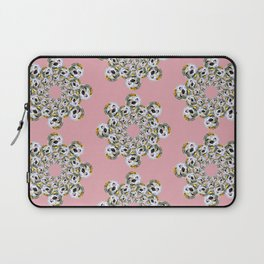 POODLE MASK Laptop Sleeve
