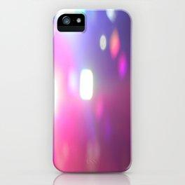 Concert Lights iPhone Case