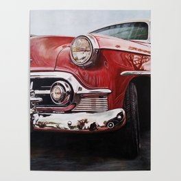 American Dream Car I Poster
