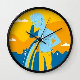 NOW IT'S GONE Wall Clock