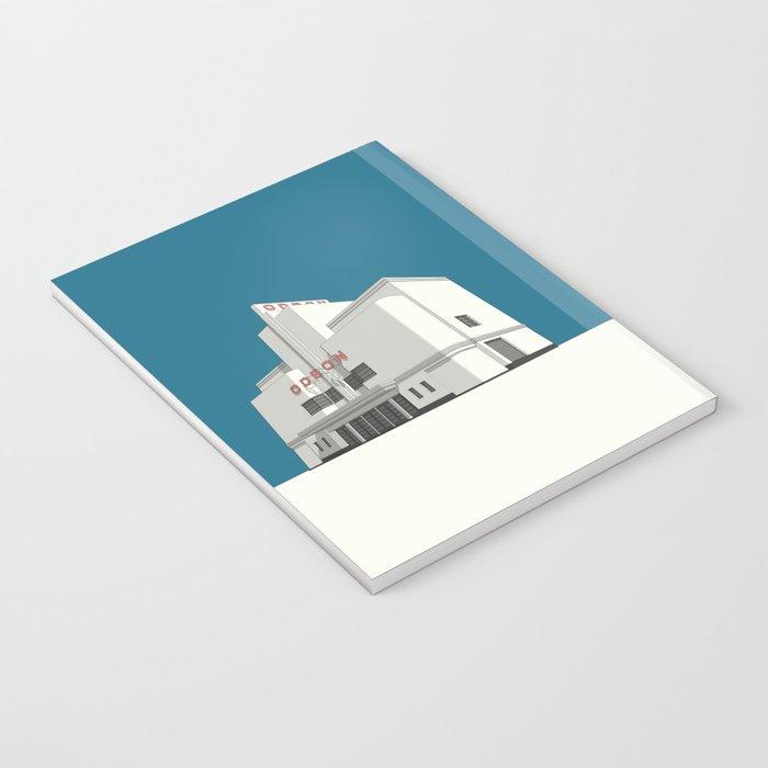 ODEON Balham Notebook