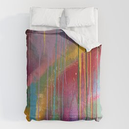 Abstract Art Urban Street Graffiti Comforters