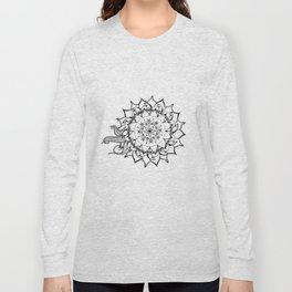 Lotus Wheel Long Sleeve T-shirt