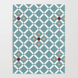 Moroccan Vibes Poster