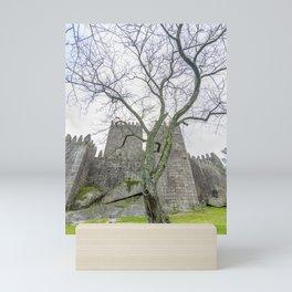 The Castle tree Mini Art Print