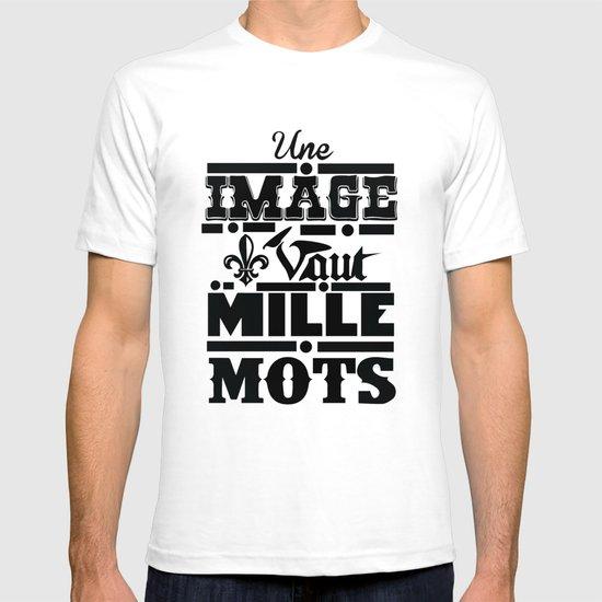 Napoleons Quote T-shirt