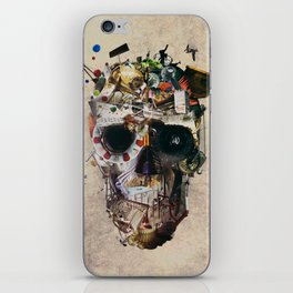 Istanbul Skull 2 iPhone Skin