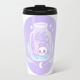 Pastel Terrarium Travel Mug