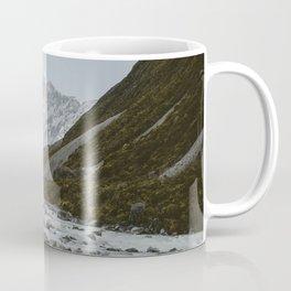Mt. Cook over the River Coffee Mug