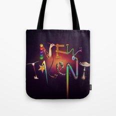 New Talent Tote Bag