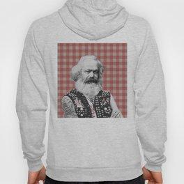 Punk Marx Hoody