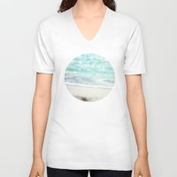 serenity V-neck T-shirts featuring Serenity by Beth - Paper Angels Photography