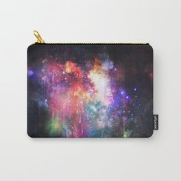 The Melting of Our Space-Time Fabric Carry-All Pouch