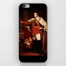 The King  |  Elvis Presley iPhone & iPod Skin