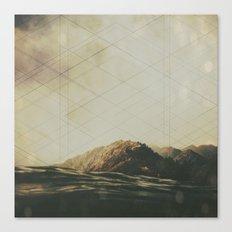I Am Starting To Drift Away Canvas Print