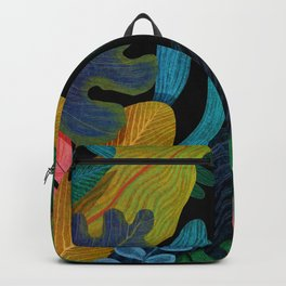 black garden Backpack