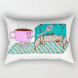 The Glory Cup Rectangular Pillow